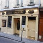 РесторанChez Fernand Christine