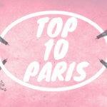 Топ места в Париже