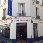 Кафе Café de Mars