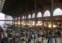 Вокзалы в Париже