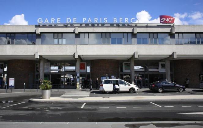 Вокзал Берси в Париже