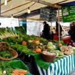Le marché des Batignolles