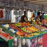 РынокLe marché d'Aligre