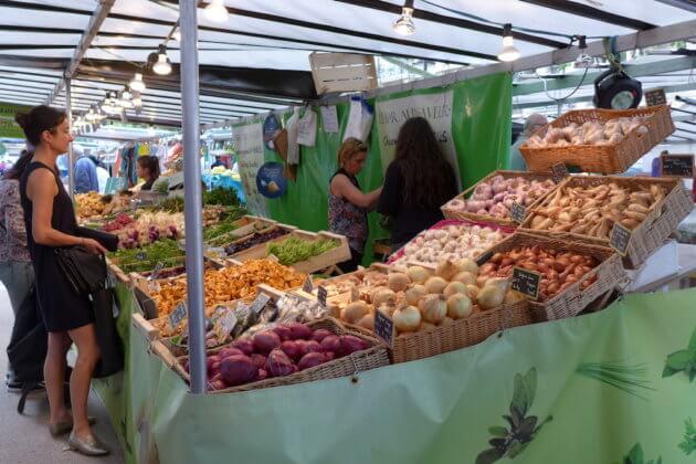 ТОП 7 мест для покупки продуктов в Париже