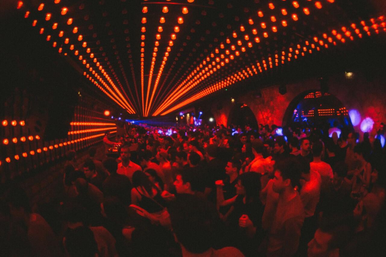 Ночной клубCirque Paradis