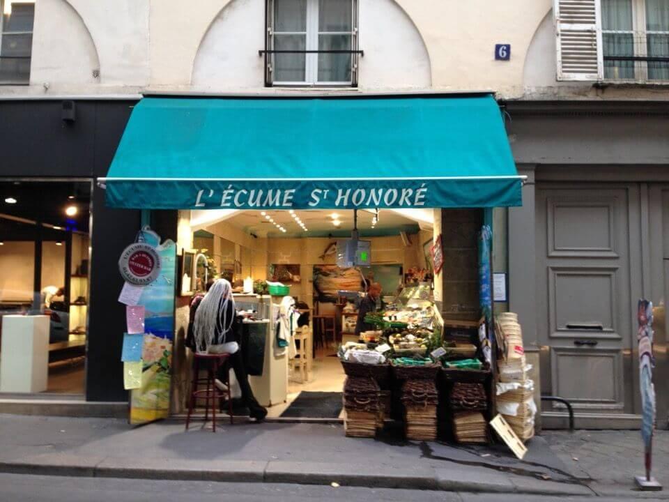 L'Ecume Saint-Honoré