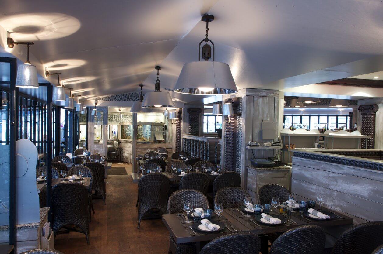le bar à huîtres paris
