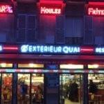Extérieur Quai - Bouillon de l'Est