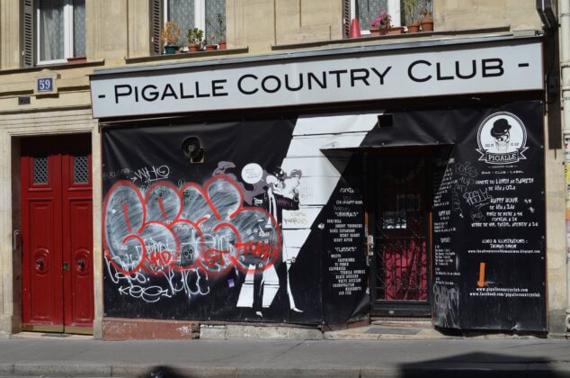 Бар Pigalle Country Club