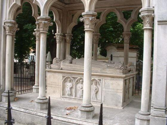 Кладбище Пер-Лашез в Париже: могилы, история, адрес