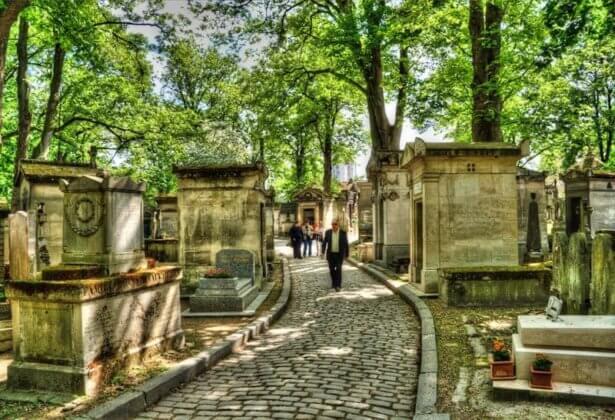 Кладбище Пер Лашез