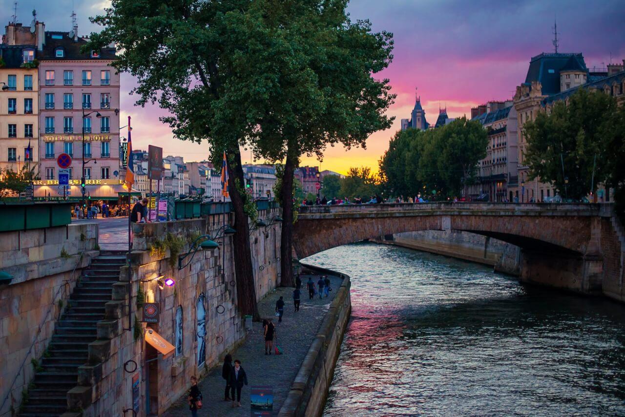 Что делать в Париже 2 дня