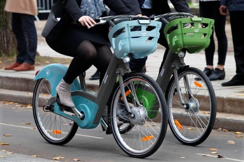 Из Парижа в Версаль на велосипеде
