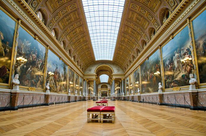 Как добраться из Парижа в Версаль