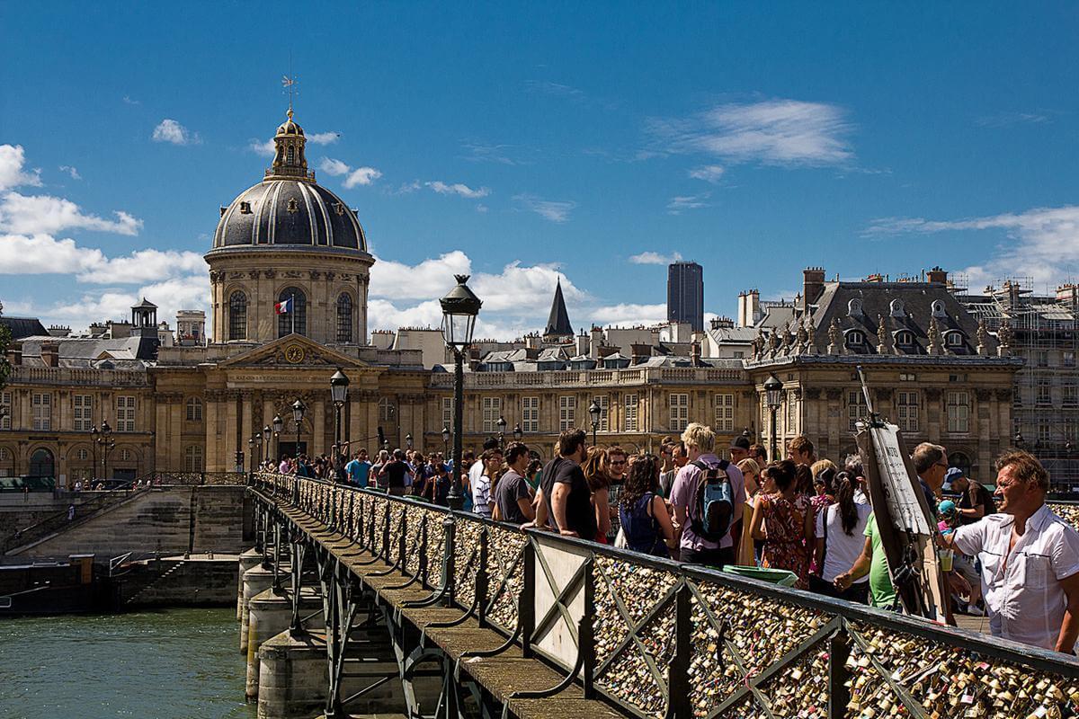 Что посмотреть в Париже за 1 день