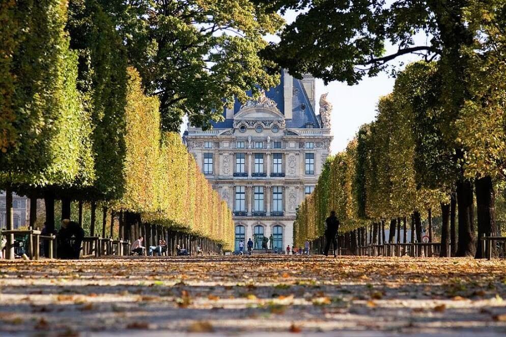 Посмотреть Париж за 3 дня