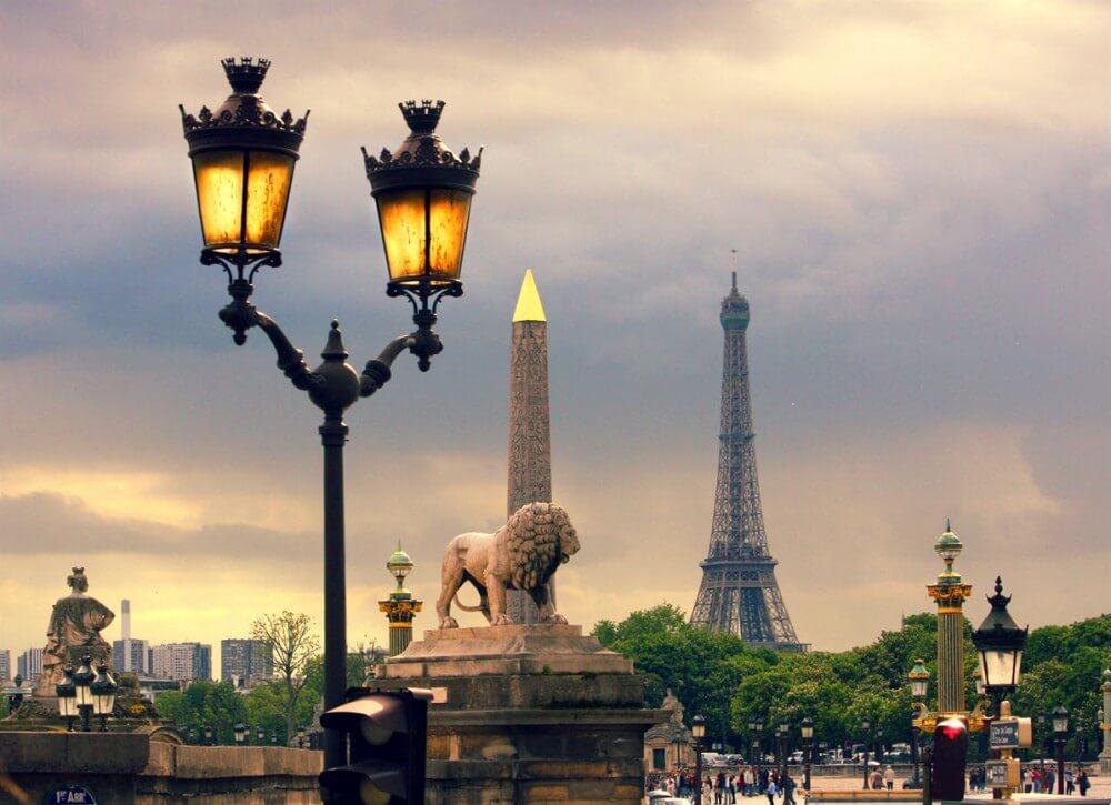 Что можно посмотреть в Париже за 3 дня