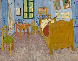 Спальня Ван Гога в Арле