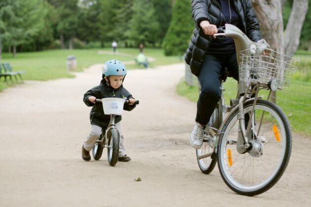 Прокат велосипедов Velib в Париже
