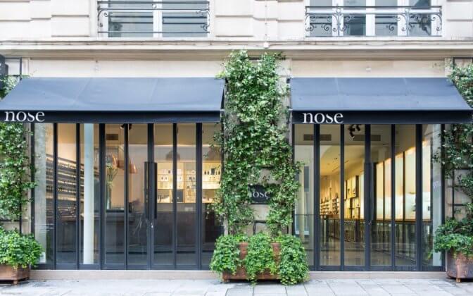 Магазин Nose в Париже