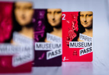 Музейная карта Paris Museum Pass
