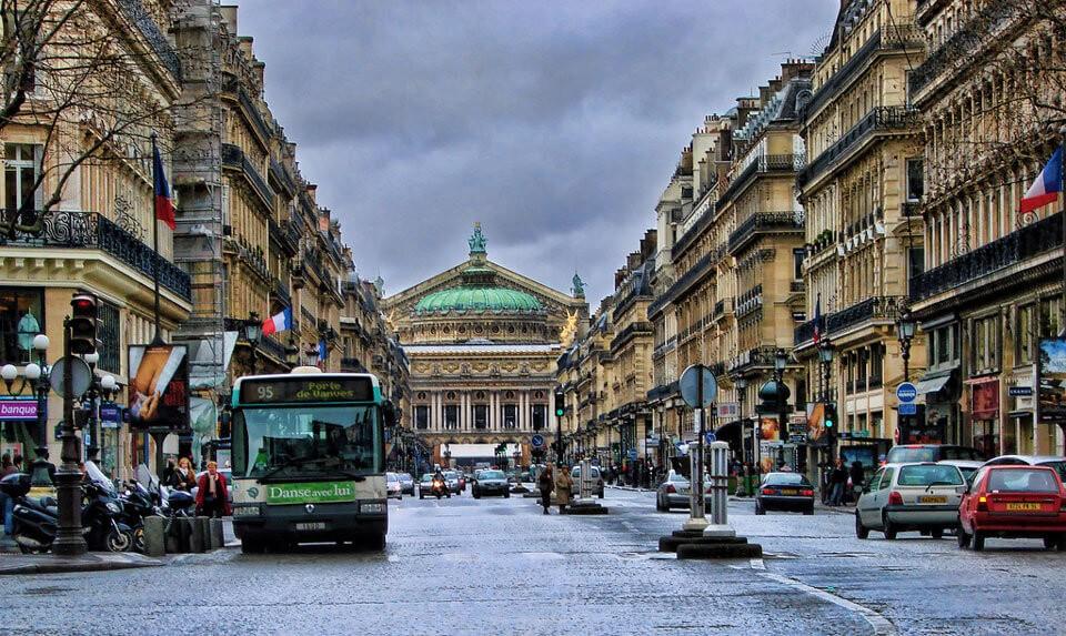 Что посмотреть в Париже за 3 часа
