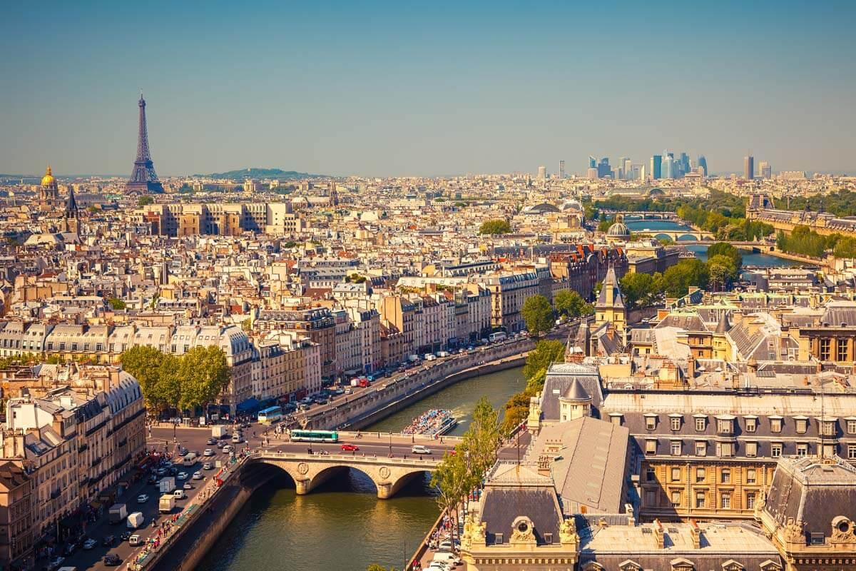 Как посмотреть Париж, если летите с пересадкой