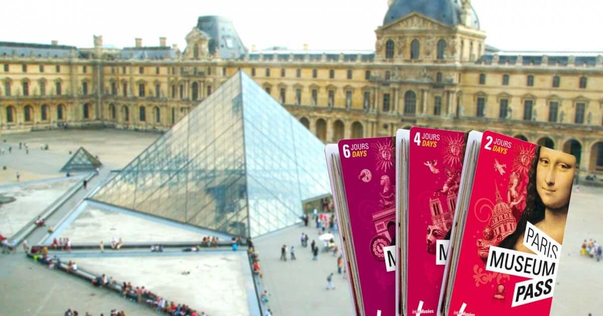 Как пользоваться Париж Музей Пасс