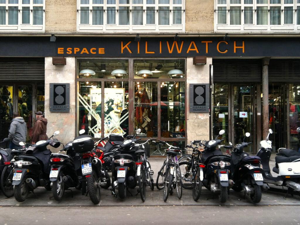 Секонд-хенд Espace Kiliwatch