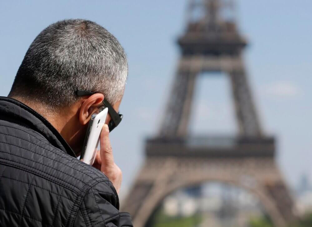 Сколько стоит позвонить в Париж
