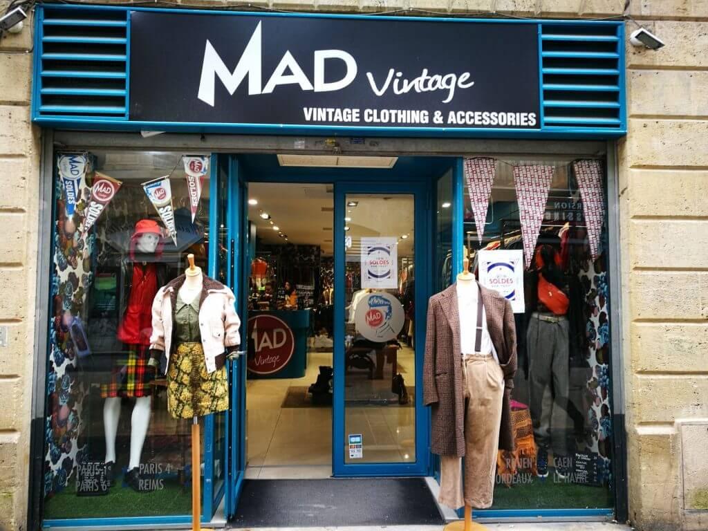 Секонд-хенд Mad Vintage (Безумный винтаж)