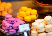 Макароны в Париже: где купить печеньки