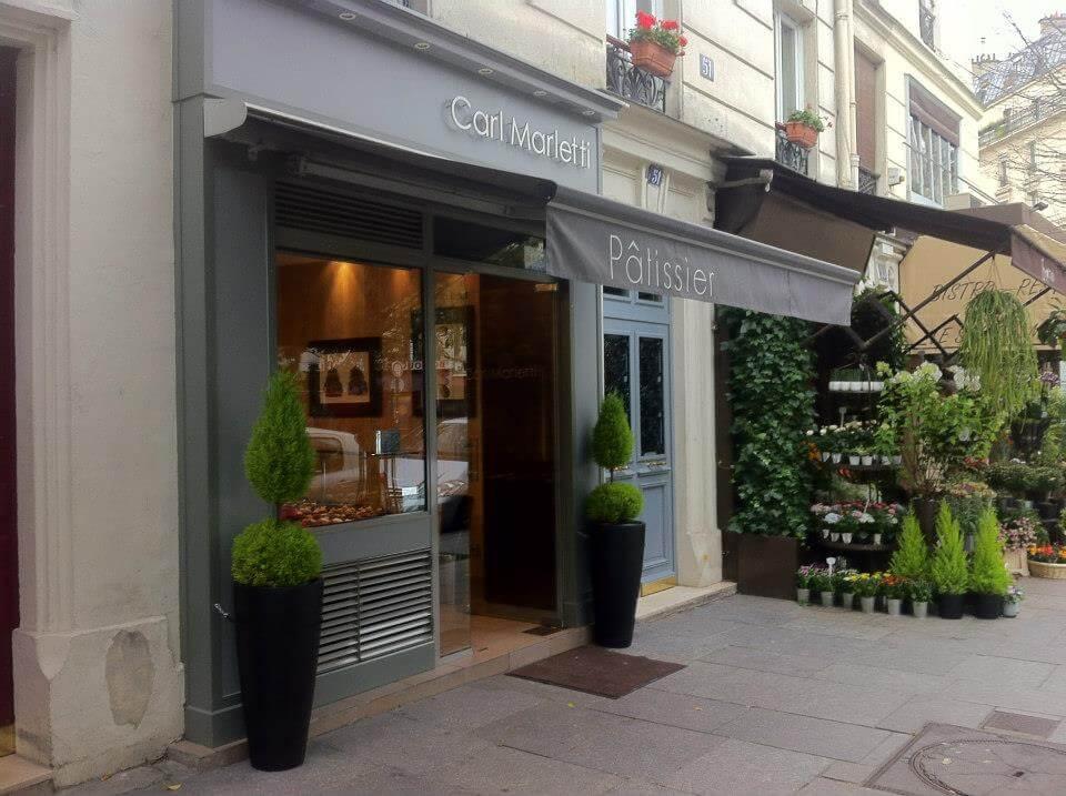 Carl Marletti в Париже