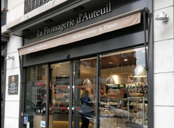 d'Auteuil в Париже