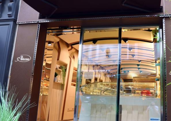 Магазин Alleosse в Париже