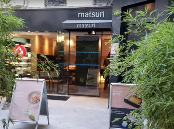 Сервис доставкиMatsuri