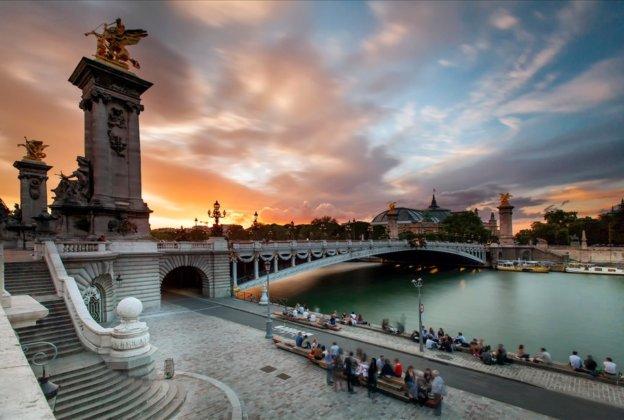 Париж за 1 день: куда сходить и что посмотреть + маршрут