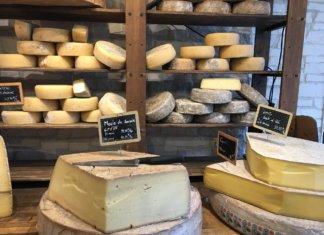 Где купить сыр в Париже: ТОП магазинов