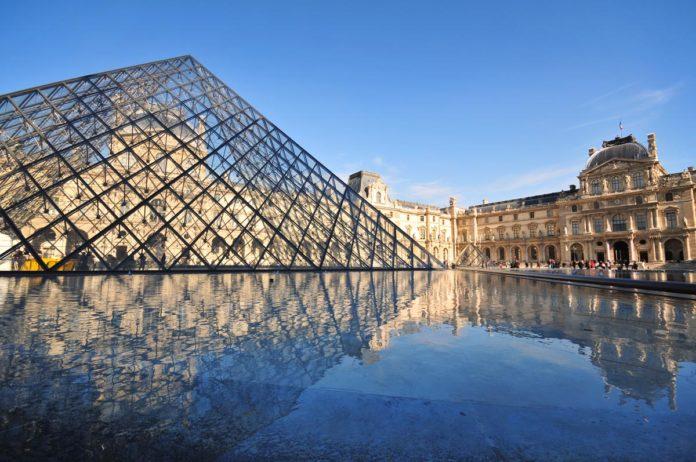 Лувр в Париже: залы, этажи, что смотреть, полный план в PDF