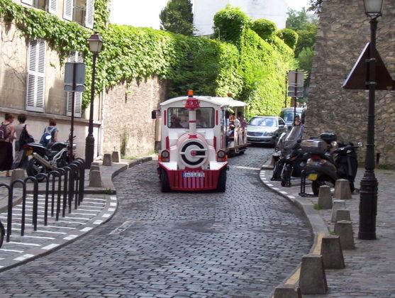 Что посмотреть на Монмартре в Париже