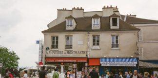 Монмартр прогулка: что посмотреть
