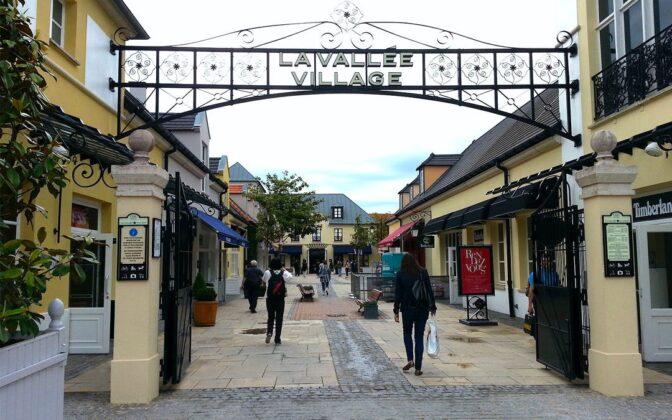Деревня-бутик Ля Валле в Париже