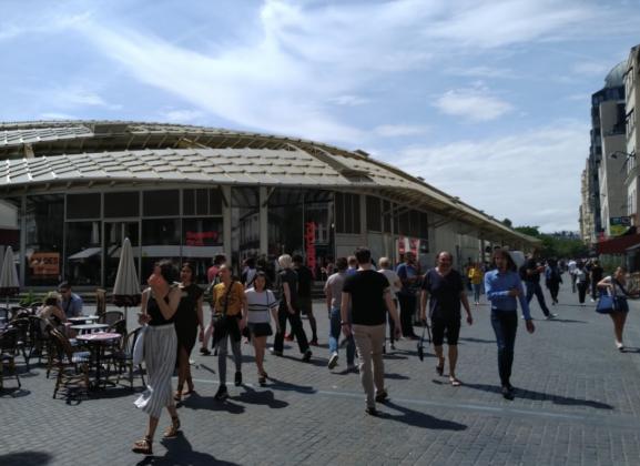 Форум де Аль в Париже