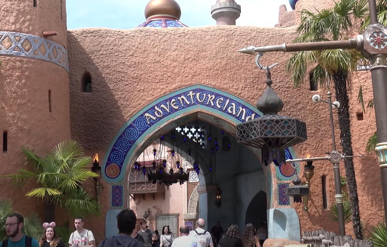 Adventureland (Страна приключений)
